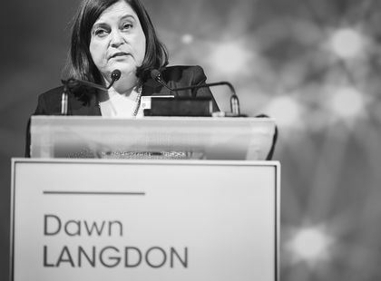 Dawn Langdon Bw