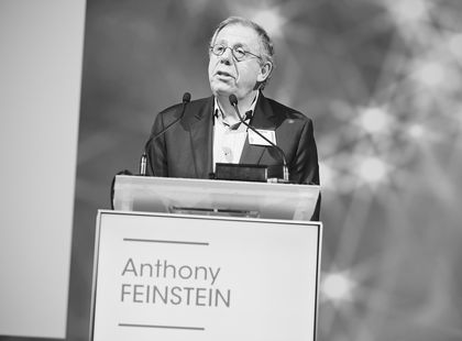 Anthony Feinstein Bw